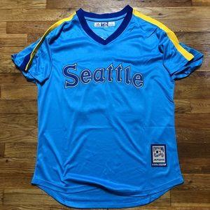 Ken Griffey JR Seattle Mariners MLB Jersey Medium